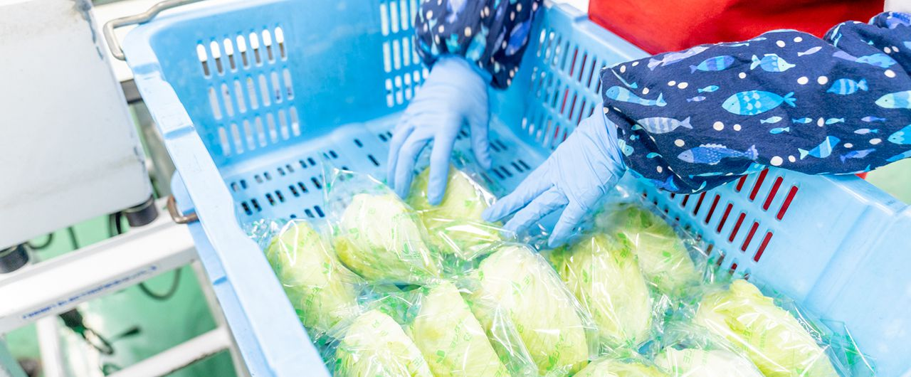 倉敷ー食品加工2 | 柔軟なシフト制食品加工スタッフ